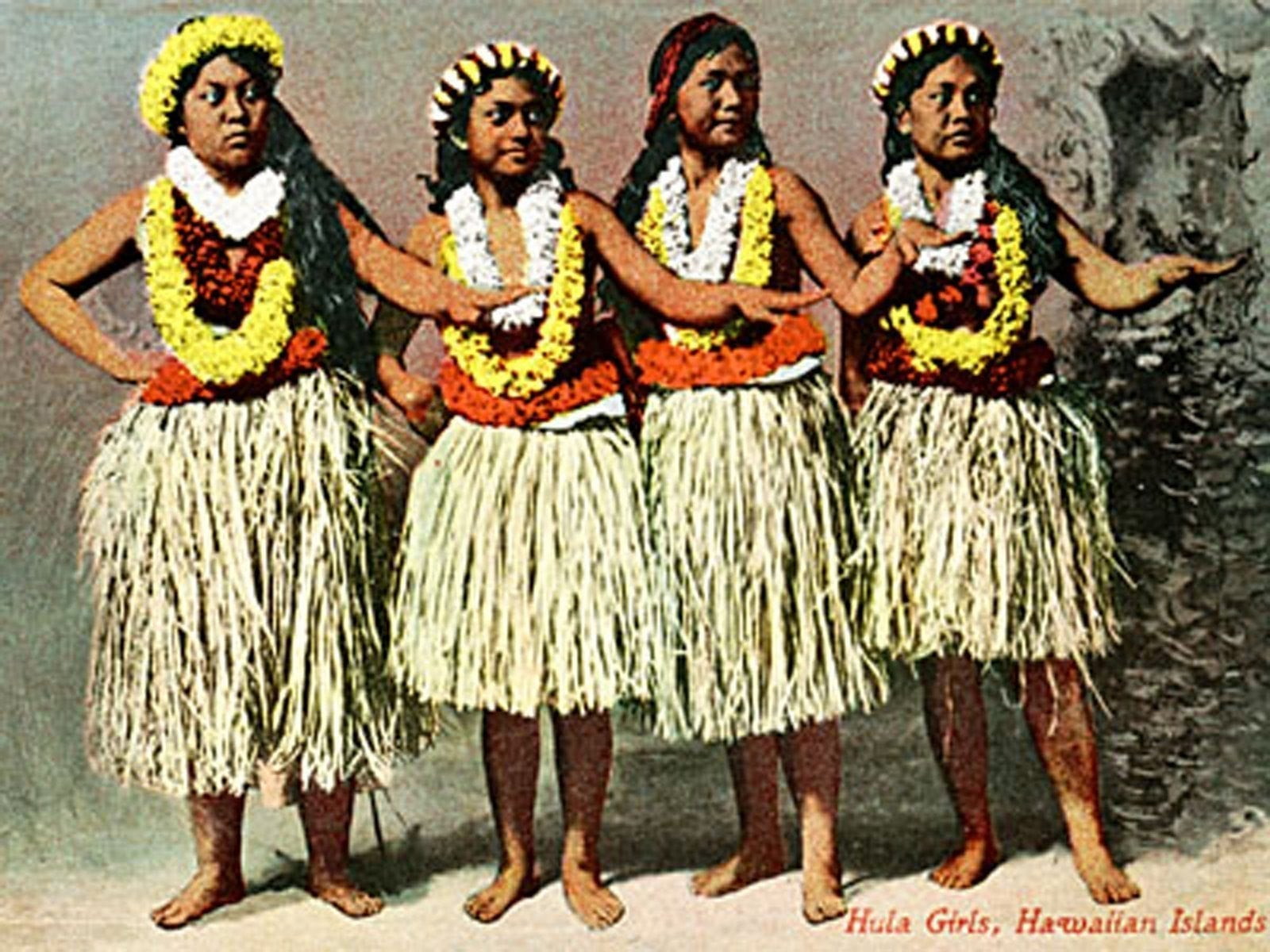 History of hula dancing