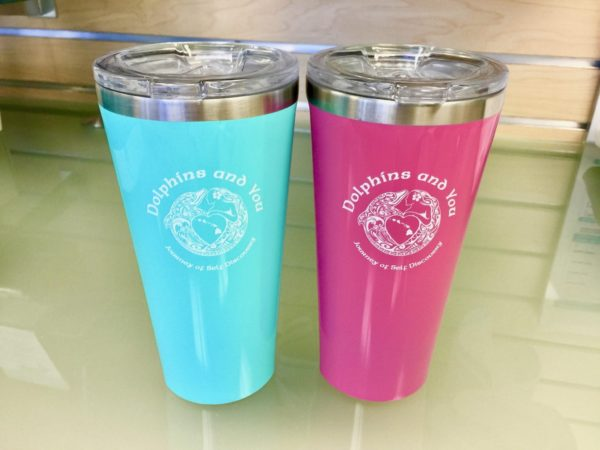 CORKCICLE Tumbler with D&Y Logo