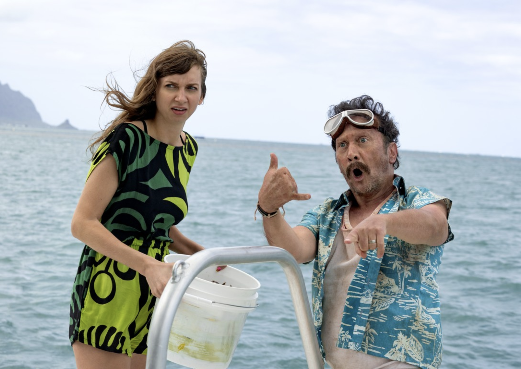 """Dolphins and You Boat Featured in Netflix Film """"The Wrong Missy"""""""
